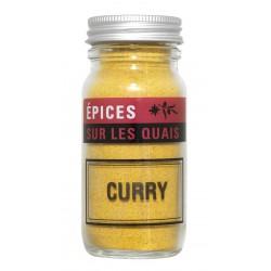 Curry Madras 55g  - Sur les Quais