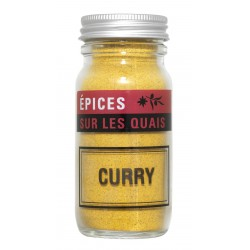 Curry Madras 55g - Sur les Quais