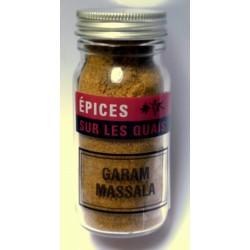 Garam Masala 50g - Sur les Quais