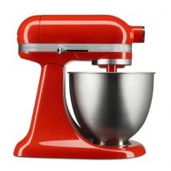 Mini Robot Patissier 3.3 L Rouge Piment  - KitchenAid