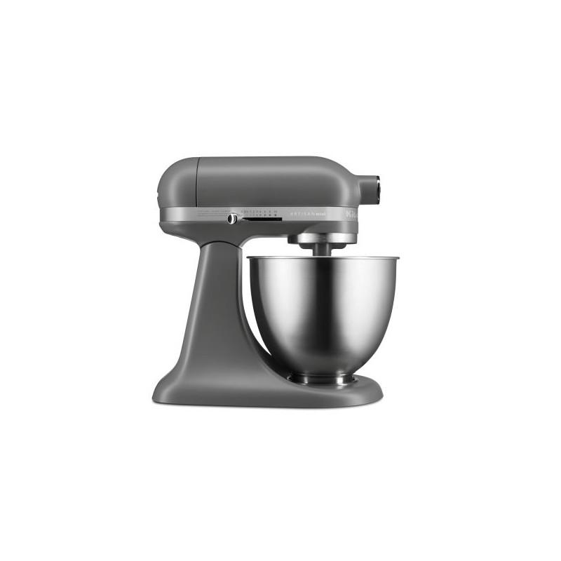 KitchenAid - Mini Robot Patissier 3.3 L Gris graphite - Les ...