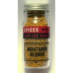 Moutarde en Grains 70g - Sur les Quais