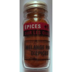 Mélange Pain d'Epices 50g - Sur les Quais