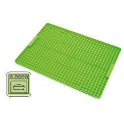 Tapis de Cuisson Silicone Crispy Mat Vert  - Silikomart