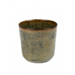 Sergio Herman Surface Mug 9 cm Indi Grey  - Serax