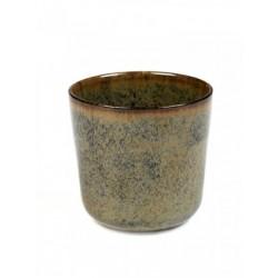 Sergio Herman Surface Mug 9 cm Indi Grey  - Serax