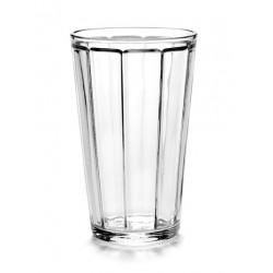 Sergio Herman Surface Verre Long Drink 8,5 cm - Serax