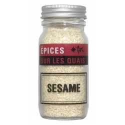 Graines de sésame 65g - Sur les Quais