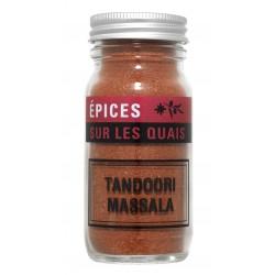 Tandoori Massala 60 g  - Sur les Quais