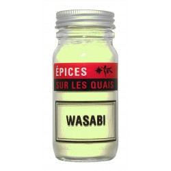 Wasabi Poudre 45g - Sur les Quais