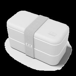 Original Bento LunchBox Made in France Grijs Coton  - MonBento