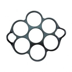 Siliconen 7 Blinivorm   - Patisse