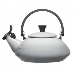 Fluitketel Zen 1,5 l Grijs Mist Grey - Le Creuset