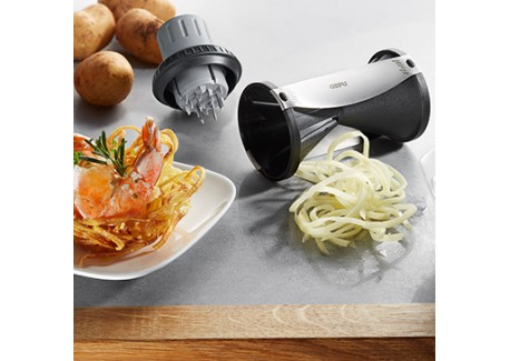 gefu porte l gumes pour spirelli taille spaghetti de. Black Bedroom Furniture Sets. Home Design Ideas