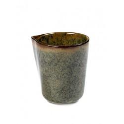 Sergio Herman Surface Carafe M 7,5 cm Indi Grey