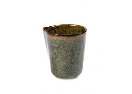 Sergio Herman Surface Carafe M 7,5 cm Indi Grey - Serax