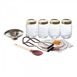 Set de Conservation 10 pcs  - Kilner