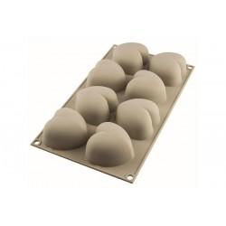 3D Bakvorm Hartjes Cuoricino  - Silikomart