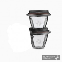 Bols 225 ml pour Blender Ascent 2 pcs  - Vitamix