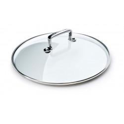 Les Forgées Glazen Deksel 18 cm - Le Creuset