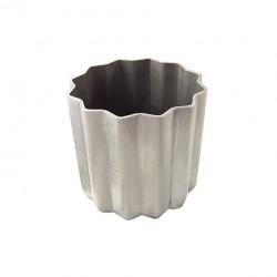 Canelé Bakvorm Antikleef Aluminium - Gobel