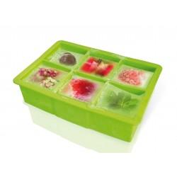 Bac à Glaçons 6 Cubes - Vin Bouquet