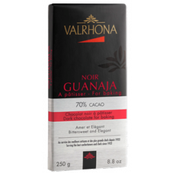 Donkere Chocolade Guanaja Tablet 250 g - Valrhona