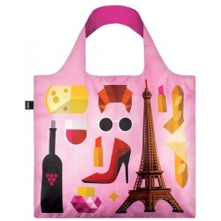 Sac Réutilisable Pliable Paris - LOQI