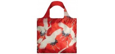 Opvouwbare Herbruikbare Tas Haori White and Red Cranes