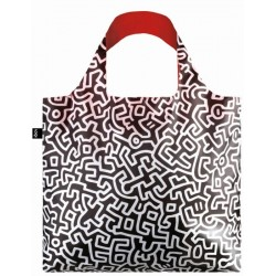 Sac Réutilisable Pliable Haring Untitled  - LOQI