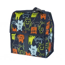 Koelmiddel Lunch Bag Monster  - Pack It