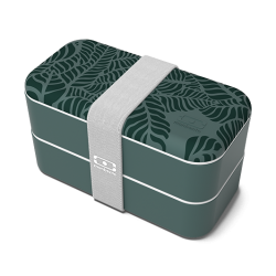 Original Bento LunchBox Limited Edition Groen Jungle - MonBento