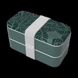 Original Boite Bento Edition Limitée Vert Jungle  - MonBento