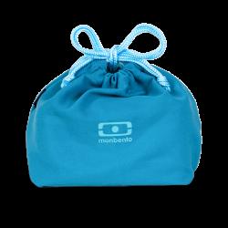 Pochette Sac de Transport Bleu Denim  - MonBento
