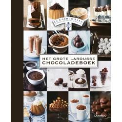Het grote Larousse chocoladeboek - Lannoo