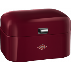 Grandy Broodtrommel Small Ruby Rood - Wesco