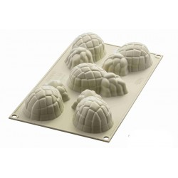 3D Bakvorm Mini Ananas  - Silikomart