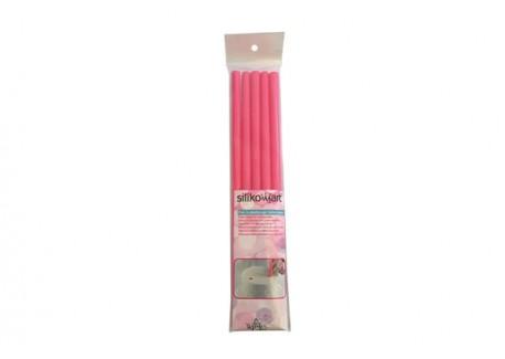 Plastic Plugstangen Dowel Rods 6 dlg - Silikomart