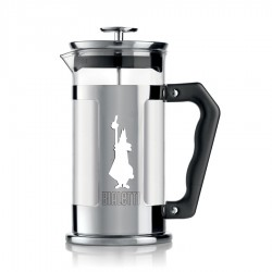 Preziosa Cafetière à Piston French Press 35 cl  - Bialetti
