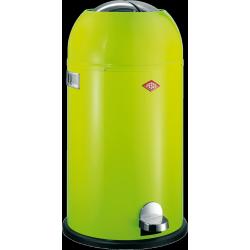 Kickmaster Poubelle 33 l Vert Lime - Wesco