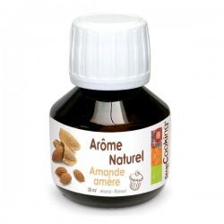 Arome Naturel Amande Amère 50 ml  - Scrapcooking