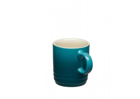 Espressokopje 7 cl Deep Teal Blauw - Le Creuset