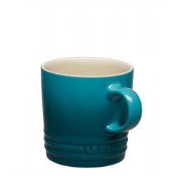 Mug 20 cl Bleu Deep Teal  - Le Creuset
