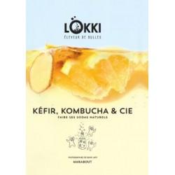 Kéfirs, Kombucha et cie - Marabout