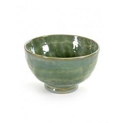 Pascale Naessens Pure Bol Haut 16 cm Vert de Mer  - Serax