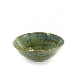 Pascale Naessens Pure Saladbowl 28,5 cm Zeegroen - Serax