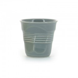 Gobelet Froissé Cappuccino 18 cl Gris  - Revol