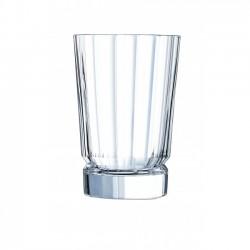 Macassar Verre à Eau 28 cl 6 pcs  - Cristal D'Arques