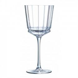 Macassar Rode Wijnglas 6 dlg - Cristal D'Arques