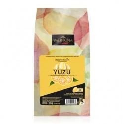 Inspiration Yuzu Sac fèves 3 kg  - Valrhona